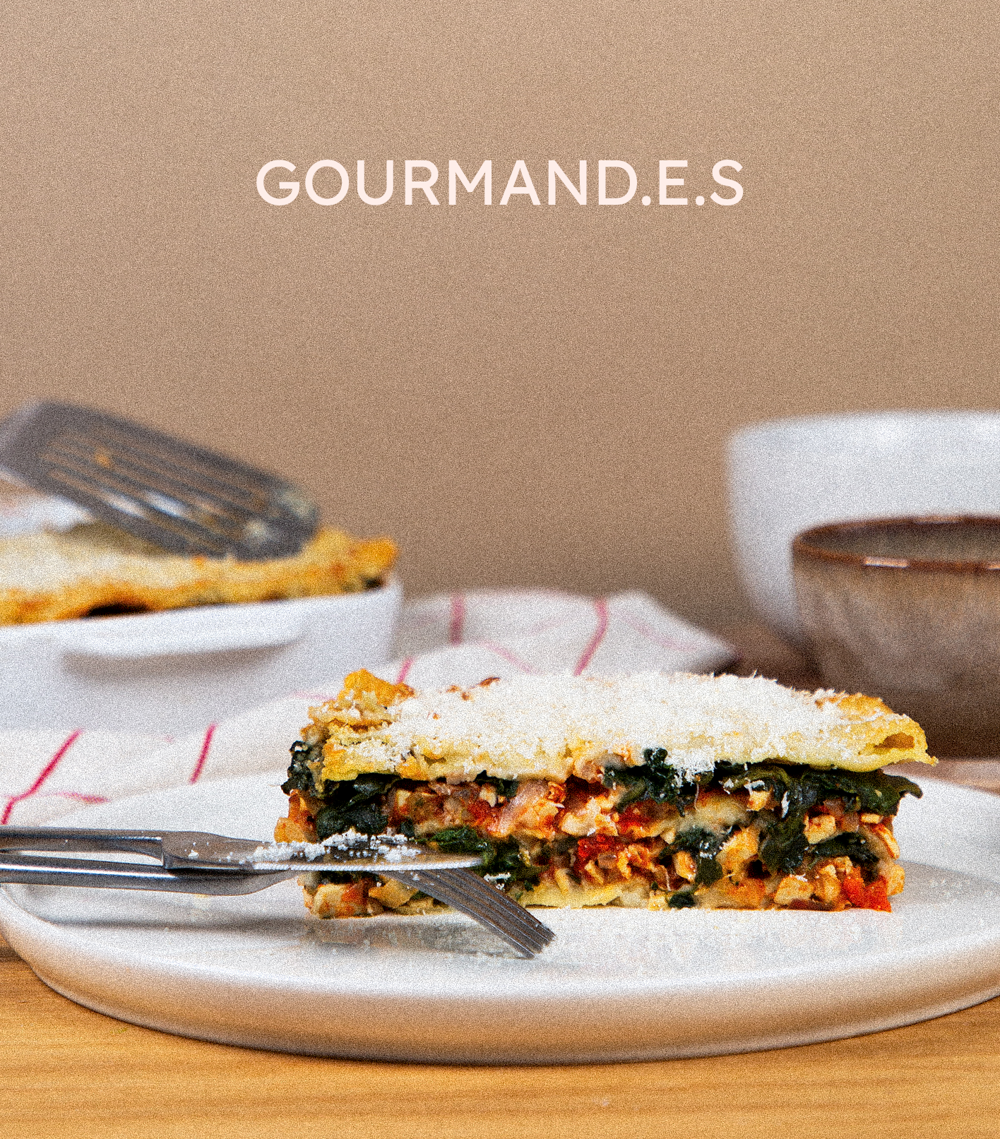 Gourmand.e.s